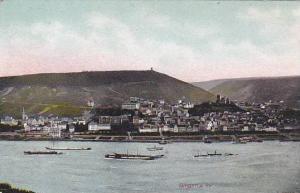 Partial View, Bingen a. Rhein (Rhineland-Palatinate), Germany, 1900-1910s
