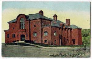 Gymnasium, Mt Holyoke College,MA