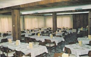 Inside the Walnut Room, Golden West Motel, Regina, Saskatchewan, Canada 1960s