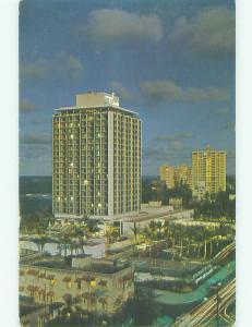 Pre-1980 SHERATON HOTEL San Juan Puerto Rico PR HQ2855