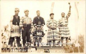 Taken at Seminale Indian Wedding Seminole Indians, Florida USA Unused