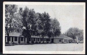 Kentucky CORBIN Yeary's Tourist Court Restaurant Garage Older Cars Route 25W 40s