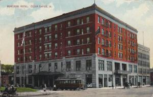 Montrose Hotel, Cedar Rapids, Iowa, PU-1909