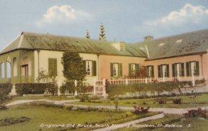Longwood Old House St Helena Vintage 1960s Postcard
