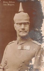 Prinz Alfons von Bayern, Prince Alfons of Bavaria