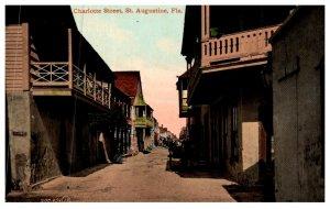 Florida  St.Augustine , Charlotte Street
