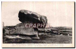 Old Postcard Prerros Guirec Ploumanch CEPE The region Ploumanac h presents an...