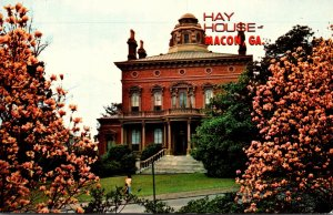 Georgia Macon The Hay House