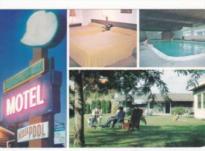 4-Views, Stetson Village Motel, Swimming Pool, Kelowna, British Columbia, Can...