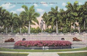 Florida Sarasota David Statue Ringling Museum Of Art