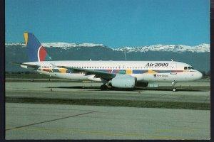 Airbus Industrie A320-231 Aircraft Geneva (GVA) - Cont'l 1980s-1990s