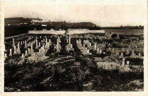 CPA AK Ruines de CARTHAGE, Basilique TUNISIE (748154)