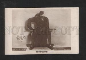 071318 SCHLETTOW German MOVIE Star WAGNER OPERA Old PHOTO