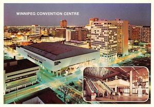 Canada Winnipeg Convention Centre Manitoba