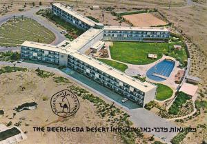 The Beersheba Desert Inn Hotel , Israel , 50-60s