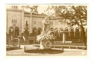 RP, H. C. Lumbyes Statue i. Tivoli, København, Denmark, 1920-1940s