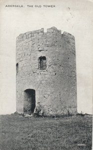 ABERGELE , Wales , 1928 ; The Old Tower