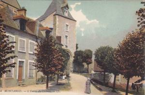 L'Entree Du Chateau, Montargis (Loiret), France, 1900-1910s