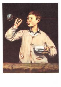 Manet - Soap Bubbles