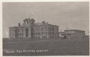 RP:MOOSE JAW, Saskatchewan , Canada , 00-10s , Military Hospital