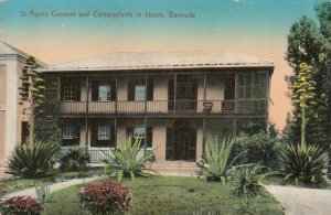 BERMUDA , 00-10s ; St Agnes Convent
