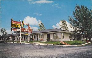 Exterior,  Motel Bienvenue,  Douville,  St. Hyacinthe,  Quebec,  Canada,  40-60s