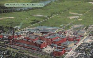 Iowa Ottumwa John Morrell & Company Packing Plant