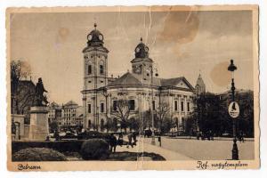 Debrecen, Ref. nagytemplom