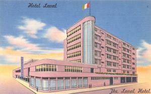 Sonora Mexico Postcard Tarjeta Postal Hotel Laval Sonora