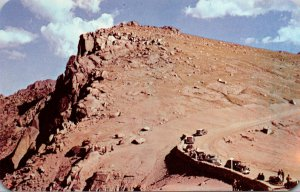 Colorado Pike Peak Highway Bottomless Pit