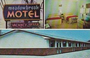 Canada New Brunswick Meadowbrook Motel
