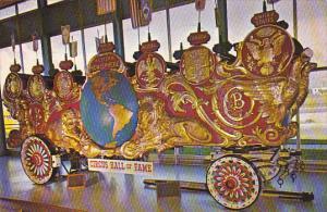 Two Hemispheres Bandwagon Circus Hall Of Fame Sarasota Florida 1963