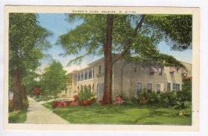 Woman's Club, Raleigh, North Carolina, 30-40s