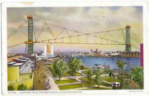 Chicago's 1934 International Exposition, Lagoon & Promenades, Chicago IL