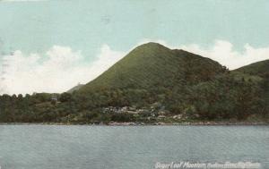 FISHKILL, New York, 1910; Sugarloaf Mountain, Hudson River, Highlands