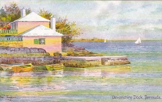 Bermuda Devonshire Dock