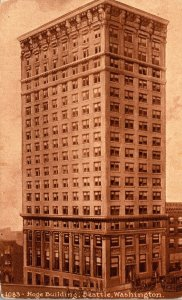 Washington Seattle Hoge Building
