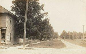 RP: WHITE CLOUD , Michigan , 1900-10s ; Gibbs Street