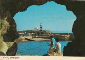 ACRE , Israel , 1983 ; Lighthouse