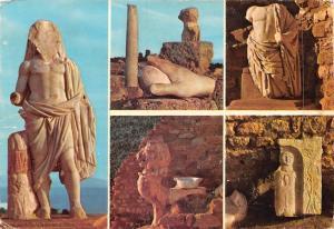 Tunisia Carthage Antiquarium different aspects, Sculptures statuettes art