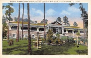 Gadsden Alabama~Etowah County Tuberculosis Sanitarium~Lookout Mountain~1930s