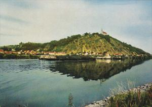 Germany Straubing Bogen an der Donau mit Bogenberg