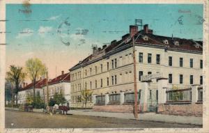 Czech Republic - Prešov 02.83