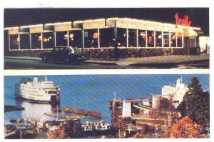 Troll's Restaurant , Horseshoe Bay , B.C. , Canada , 50-60s