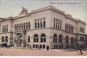 Indiana Indianapolis Public Library 1911