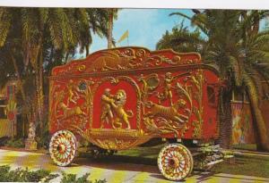 Wisconsin Baraboo Circus World Museum Ringling Brothers Circus Wagon