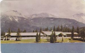 Lodge , JASPER , Alberta , Canada , PU-1962