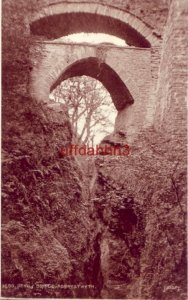 DEVIL'S BRIDGE ABERYSTWYTH WALES ENGLAND UK a Postcard Picture by Judges Ltd