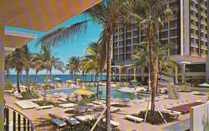 Puerto Rico San Juan The Sheraton Hotel 1965