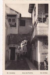RP: Cotdoba , Spain, 20-40s; Arco del Portillo